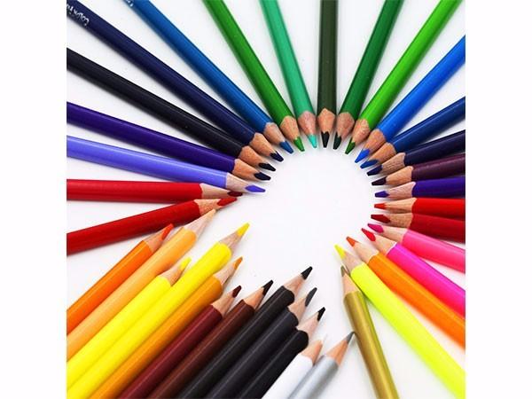 马培德 CH832017 不易折断彩色铅笔 36色