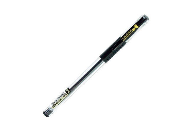 真彩 GP-009 0.5mm黑色经典办公子弹头中性笔签字笔水笔 12支/盒