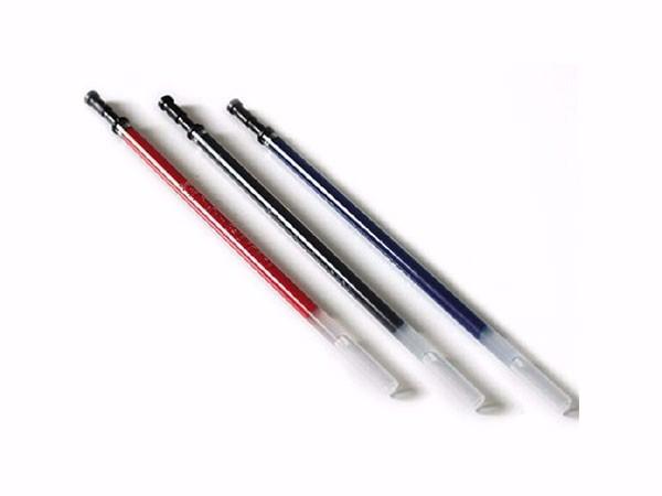 真彩 GR-009 0.5MM黑色子弹头中性笔签字笔水笔替芯笔芯  20支/盒
