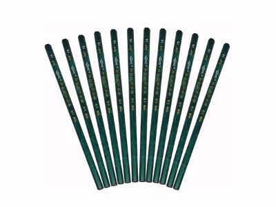 中华 101 2B绘图铅笔考试铅笔 12支/盒