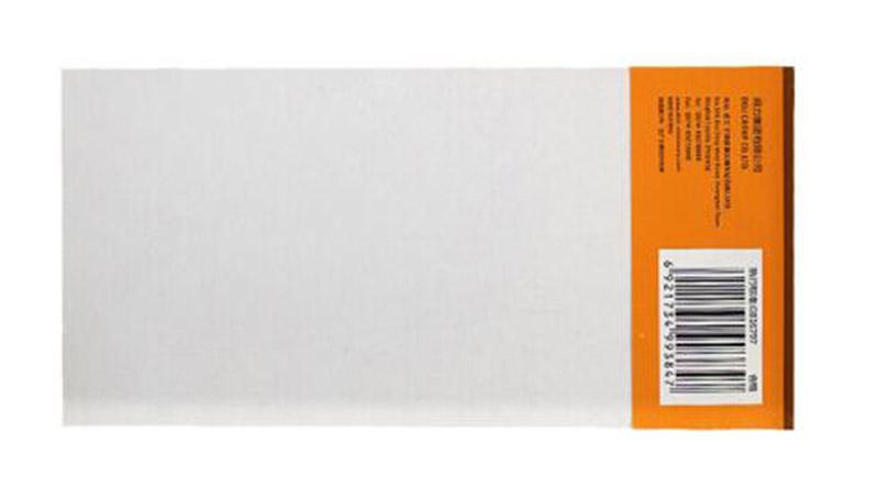 详情页5得力 9384 48K 10本无碳原纸三联单栏收据 财务手写收据