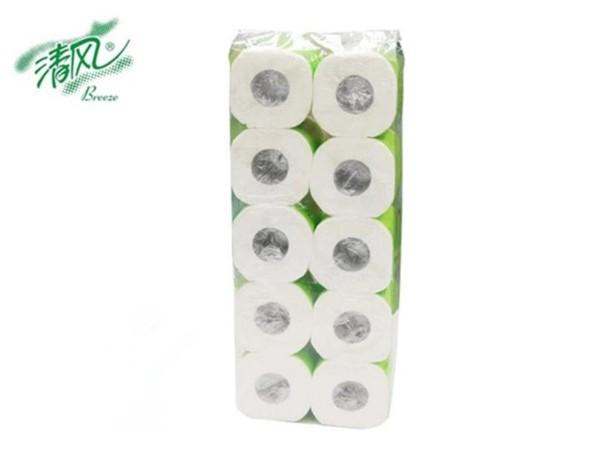 清风 B202A 清风卷纸卫生纸/卷筒纸250段 (销售单位:提)