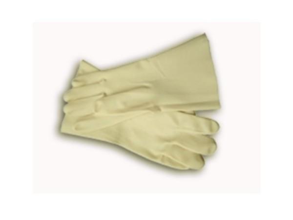 泰华耐酸碱工业乳胶手套 小号30CM B