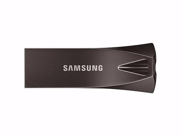 三星(SAMSUNG)256GB USB3.1 U盘 BAR升级版  读速300MB/s 金属坚固