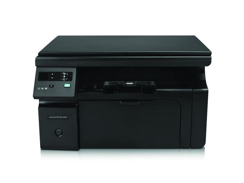 HP M1136M 三合一 打印机
