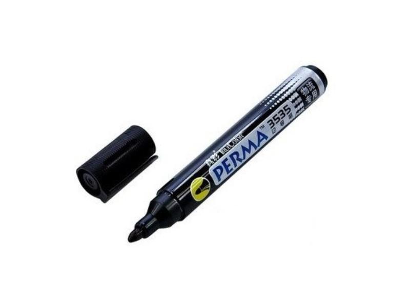 真彩记号笔3535(黑/蓝/红)物流记号笔 油性记号笔