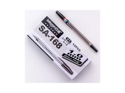 百通圆珠笔SA-168 黑色