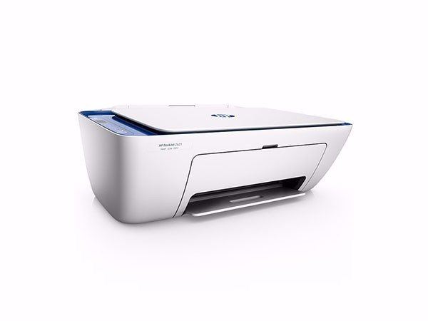 惠普(HP) 2621彩色喷墨无线打印机一体机 (打印、扫描,复印)
