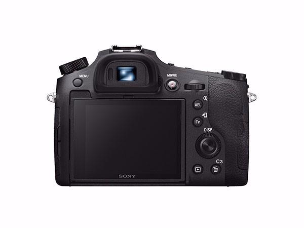 索尼(SONY)DSC-RX10M4 黑卡数码相机 1英寸大底