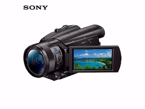 索尼(SONY)FDR-AX700 4K HDR民用高清数码摄像机