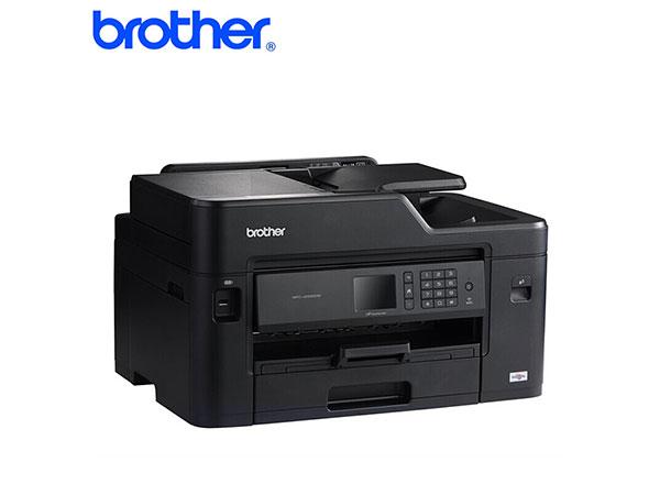 兄弟(brother)彩色喷墨A3A4家用办公打印机一体机