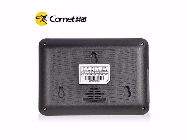 科密E100指纹考勤机 考勤机 指纹机 免软件打卡机 替代科密E102