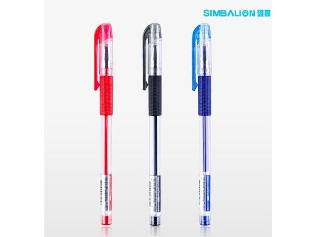 雄狮 GL-526 中性笔(蓝)
