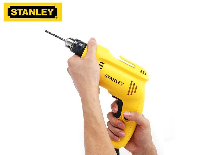 史丹利(Stanley) 调速手电钻规格: STDR5510-A9  550W 10mm