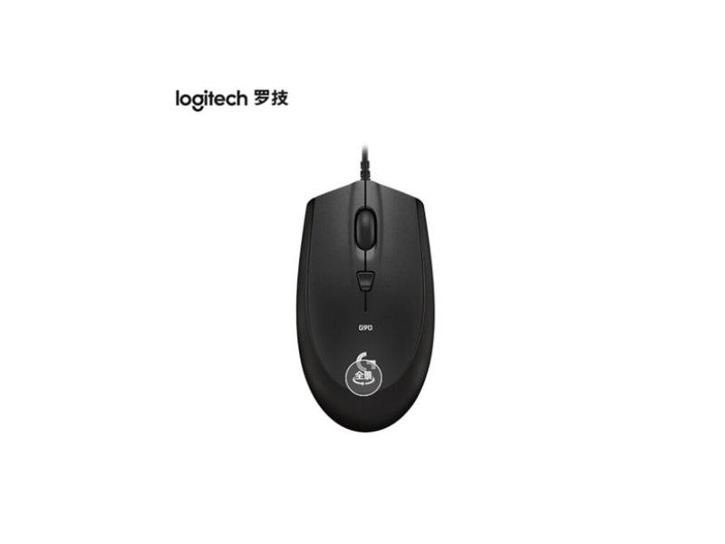 罗技logitech G90 有线鼠标