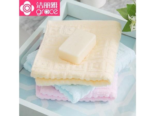洁丽雅毛巾6415