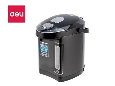 得力85612 温控电热水瓶