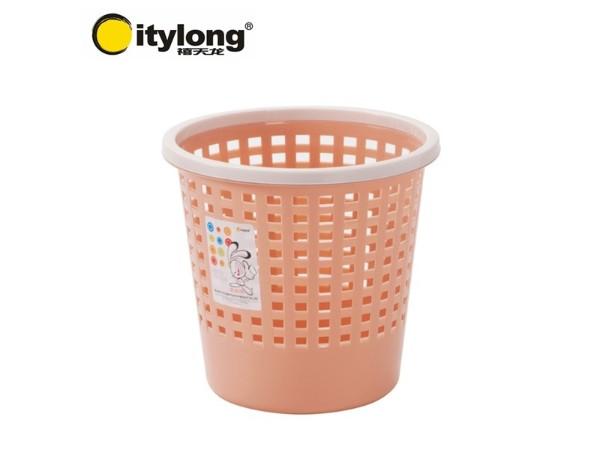 禧天龙 Z7301 中号垃圾桶 24.5*26cm