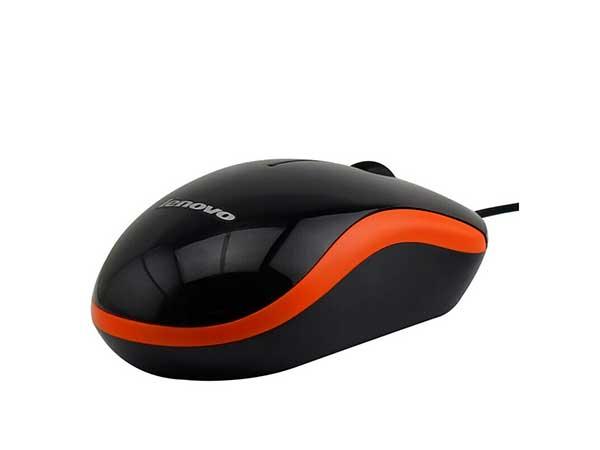 联想M100 USB鼠标(塑料袋包装)