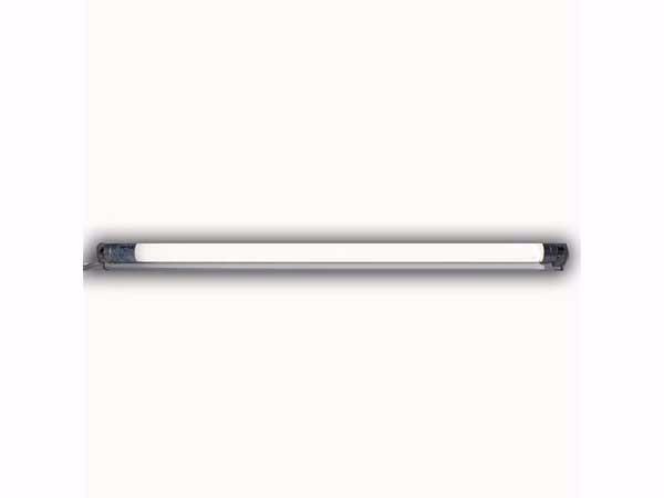 欧普照明led T8日光灯管荧光灯格栅灯24W T8-7W-0.6m灯管(双端通电)白