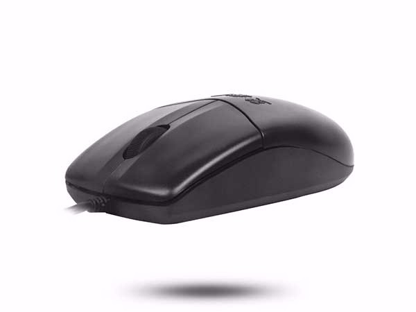双飞燕OP-520NU 有线USB鼠标