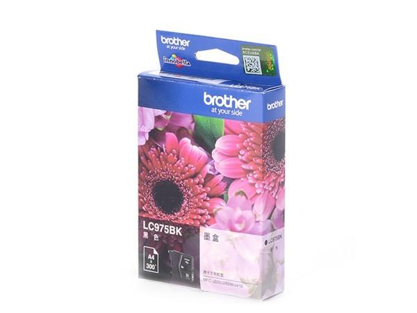 兄弟 LC975BK 原装墨盒黑色 适用于MFC-J220 J265w J410