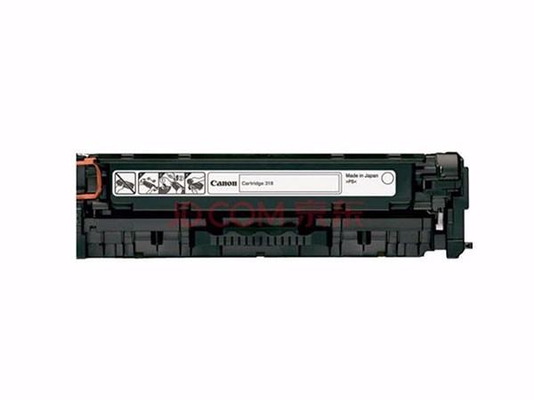 佳能 CRG-318BK 黑色 硒鼓CRG318(适用LBP7200cd 7200cdn 7660cdn)
