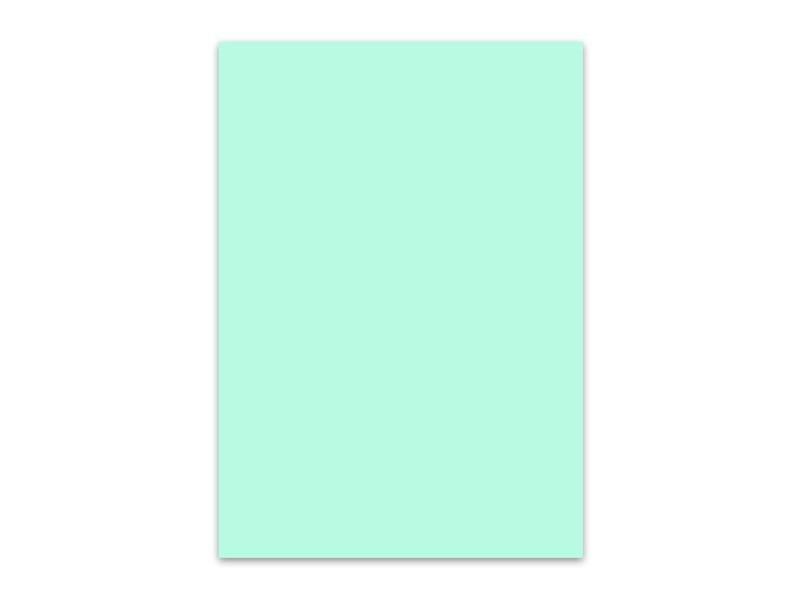 80g A4传美彩色复印纸(国产) 绿色