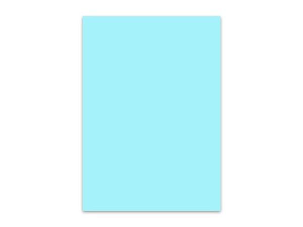 80g A4传美彩色复印纸(国产) 蓝色