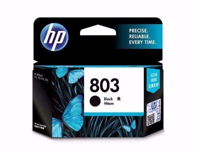 惠普(HP) F6V21AA 803 黑色墨盒