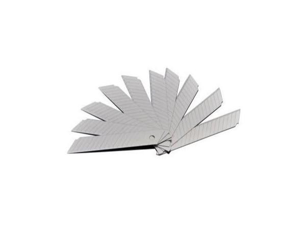 美工刀片的材质是什么?美工刀片上为什么有断口?