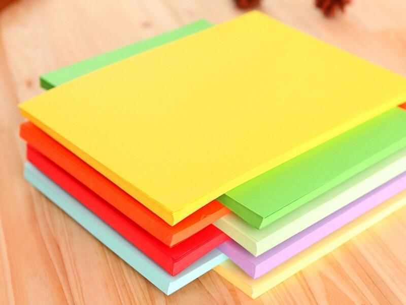 玛丽A4 80g彩色复印纸粉红色 500张/包