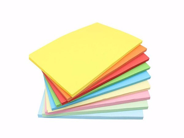 传美 A4大红色彩色复印纸  80G  500张包 单包装