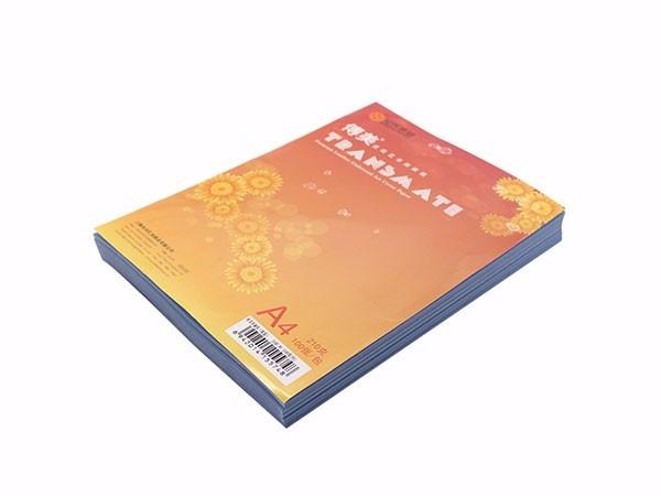 传美 A4 210克 封面 云彩纸  100张包