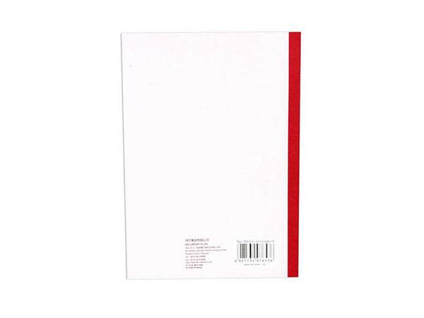 得力 笔记本 A5办公软面抄记事本练习本子文具A5/60页7653(10本装)