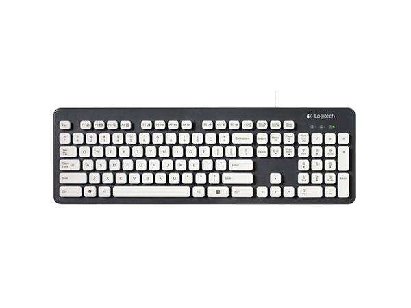 罗技(Logitech)K310 有线水洗键盘