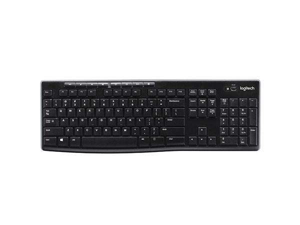 罗技(Logitech) K270 无线键盘