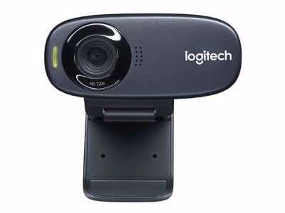 罗技(Logitech)C310 高清晰网络摄像头 高清视频通话即插即用摄像头