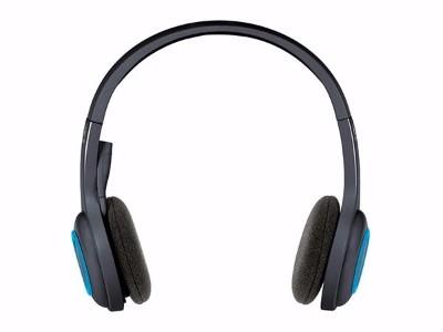 罗技(logitech) H600 无线耳机 麦克风 黑色