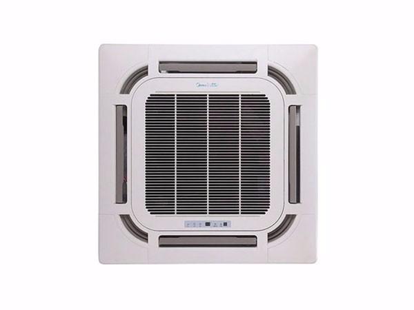 美的(Midea)空调 KFR-72QW/DY-B(D2) 白色 冷暖 3匹  定频 220V 二级