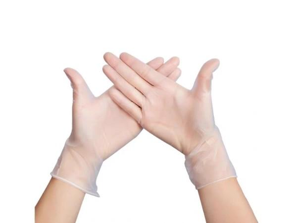 超洁净乳胶手套(L号)