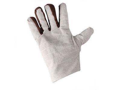帆布手套耐磨防护手套