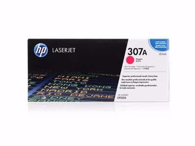 惠普 CE743A 307A原装硒鼓品红色 适用于LaserJet CP5220 5225