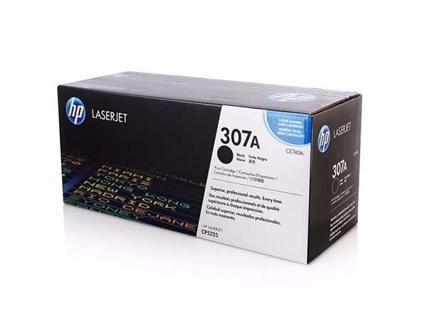 惠普 CE740A 307A原装硒鼓黑色 适用于LaserJet CP5220/CP5225