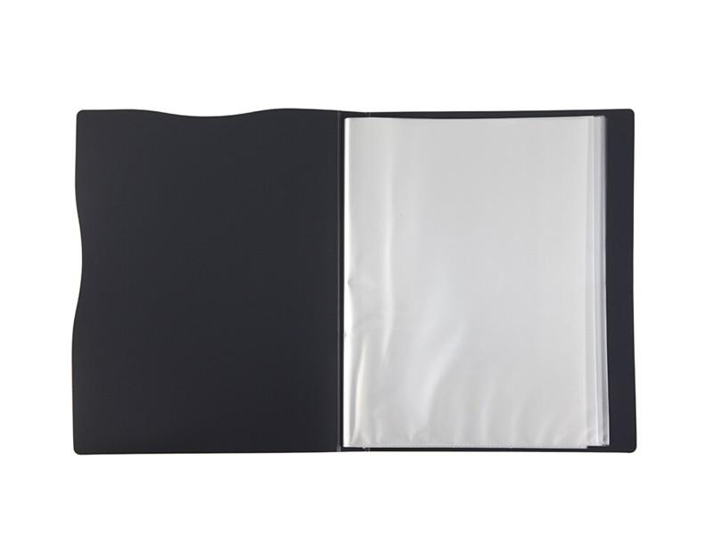 齐心 A511 原味资料册 A4 60页