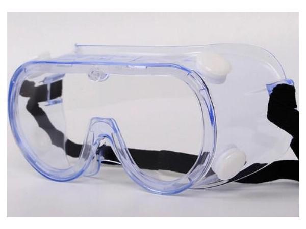 劳保用品使用百科知识之戴防尘口罩如何不让防护眼镜起雾