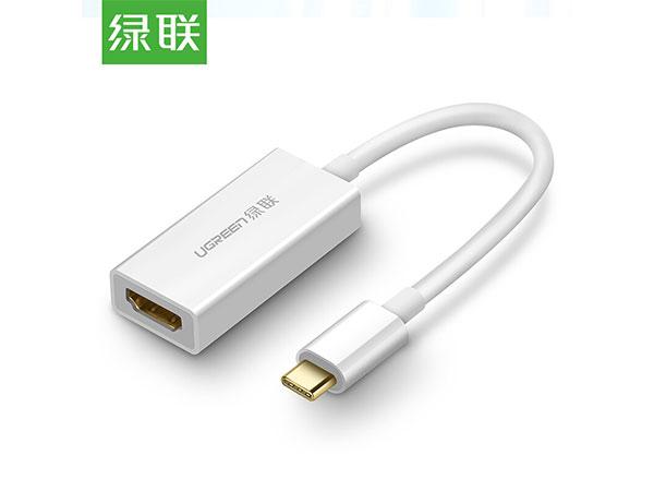 绿联40273 TYPE-C转HDMI