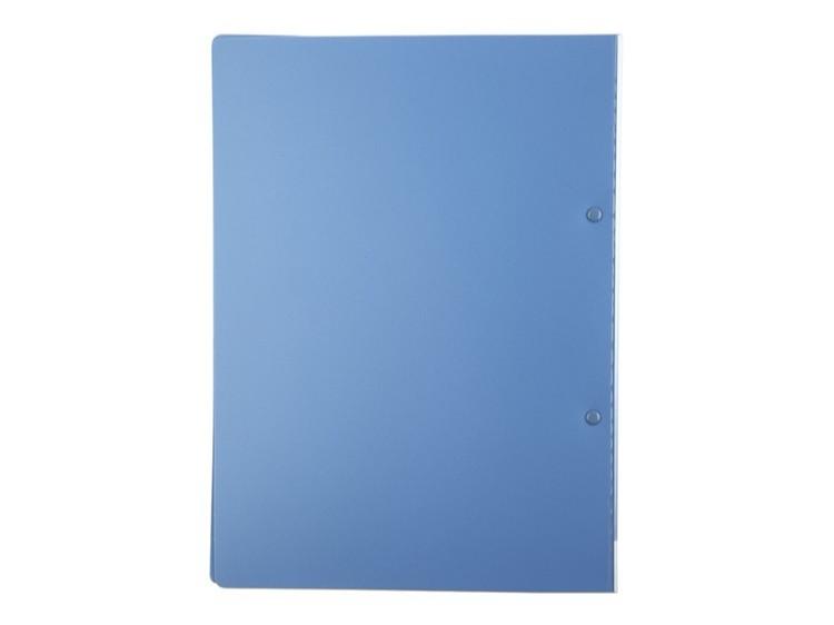 AR151A/P齐心文件夹 蓝色