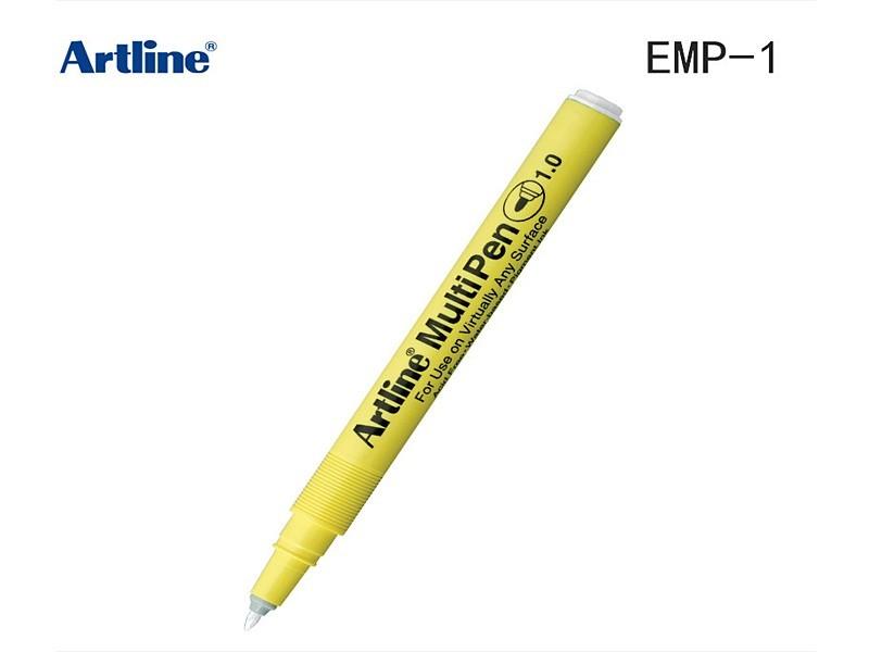 旗牌雅丽水性记号笔EMP-1(1.0mm白色)