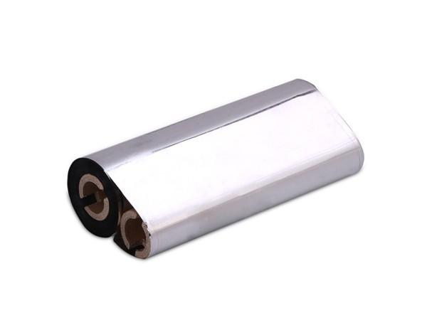得力 条码打印机碳带 81501 110mm70m热转印腊基碳带条码标签机碳带